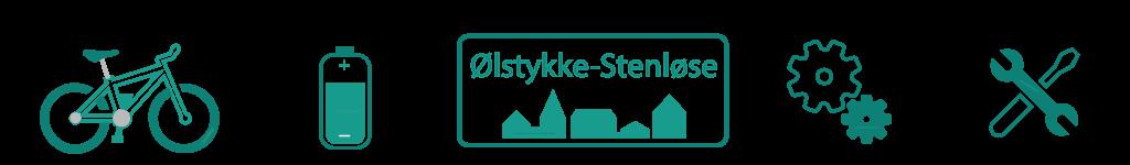 Elcykler og Cykler i Ølstykke-Stenløse