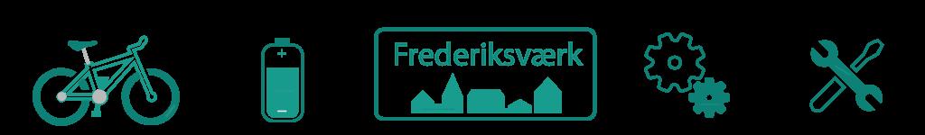 Elcykler og Cykler i Frederiksværk