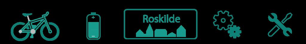 Elcykler og Cykler i Roskilde