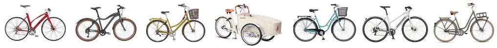 Cykler til Damer