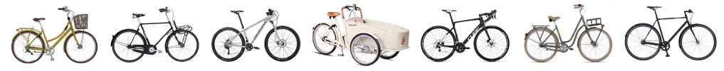 Cykel Mærker