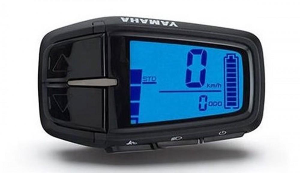 Yamaha LCD display