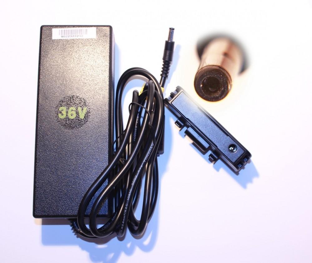 Oplader Promovec 36V kædeskærm