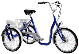 monark trehjulet cykel