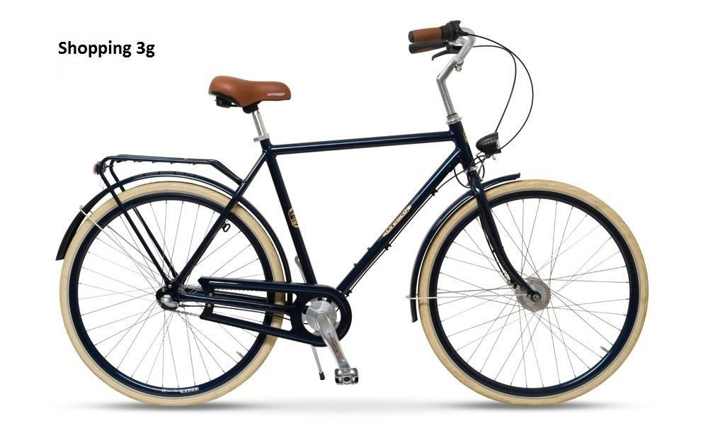 dresco shopping cykel