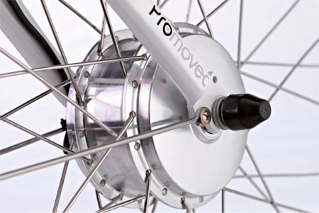 promovec elmotorer elcykler