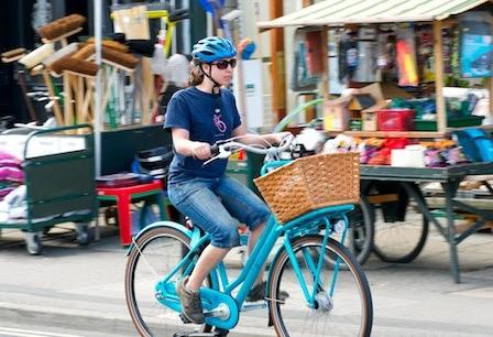 shopping cykler til herrer og damer